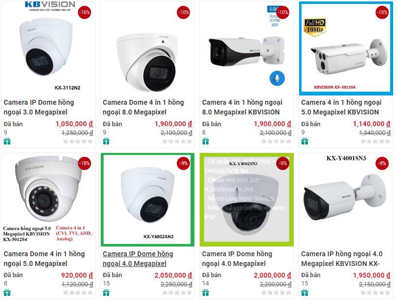 bang gia camera kbvision1