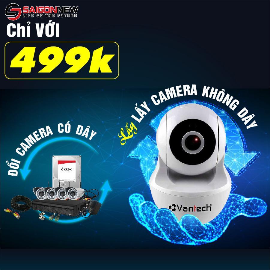 camera vantech v1310